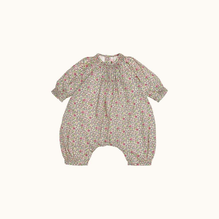 Dolly onesie Milk white