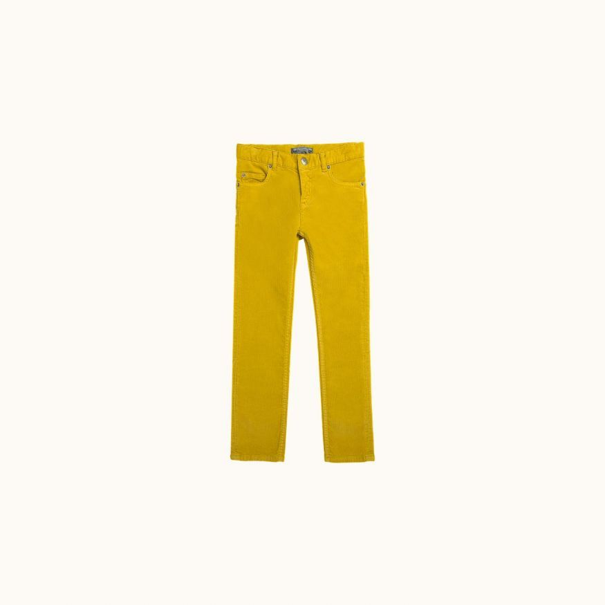 Dylan pants buttercup yellow