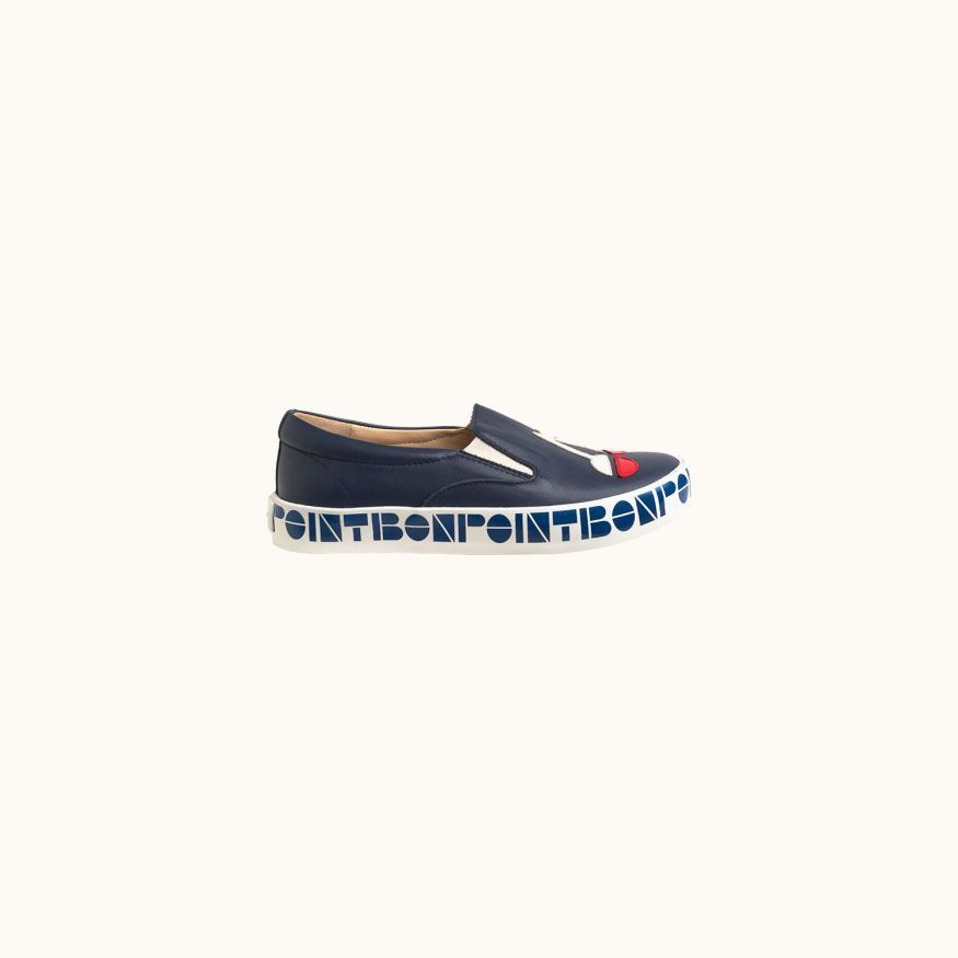 Children's shoes Navy