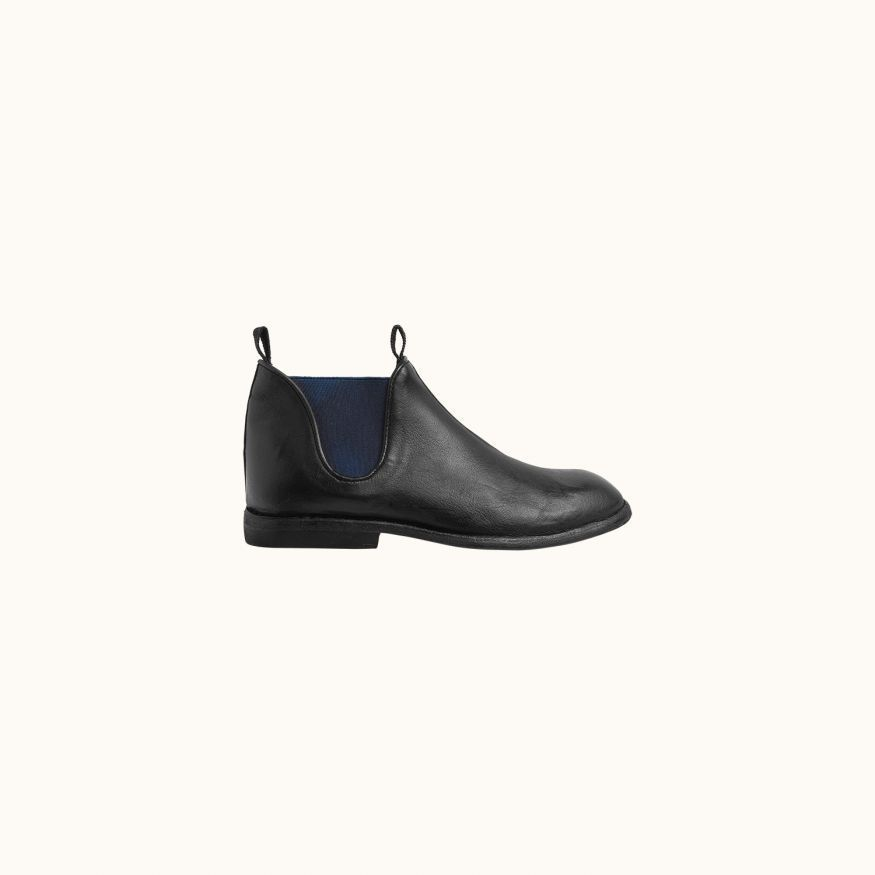 Wash boots Black