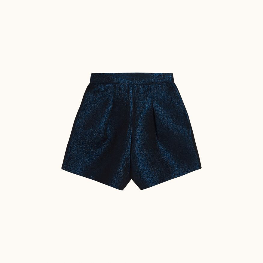 Short Flash bleu nuit