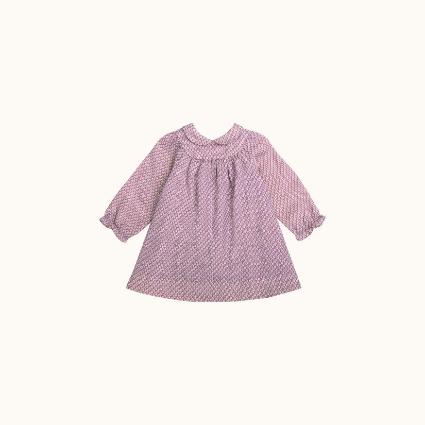 Girls' Jeni dress Mauve
