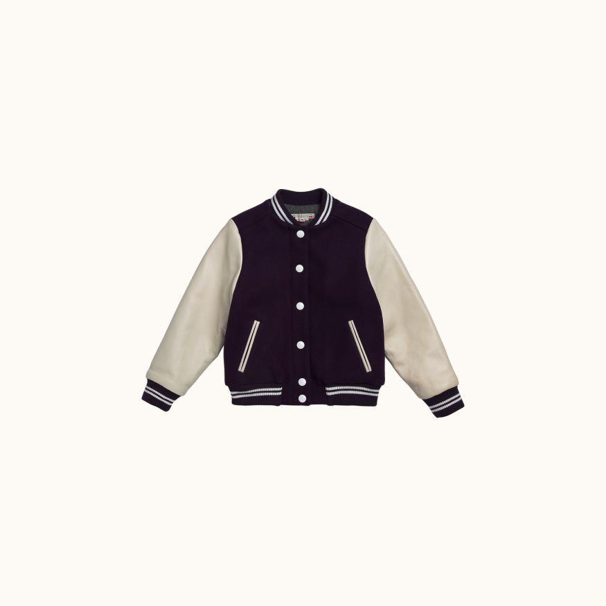 Joplin jacket Blueberry