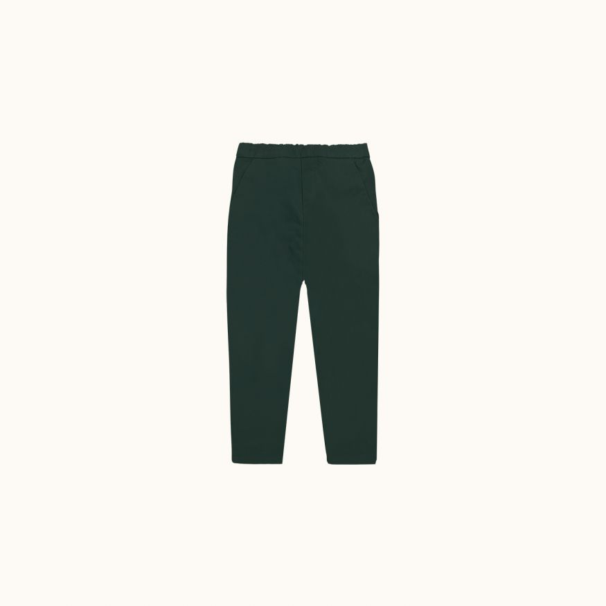 Lester pants Bottle green