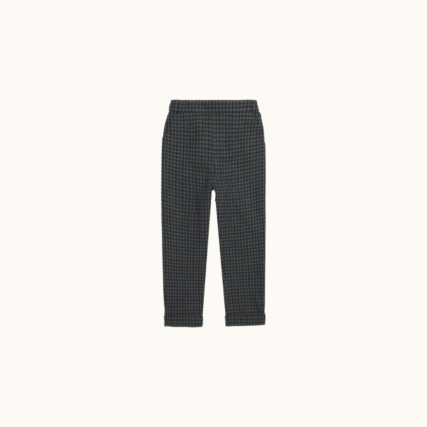 Pantalon Lester Carreaux