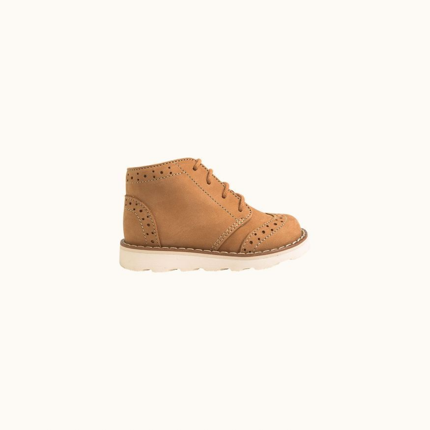 Litperfo shoes almond
