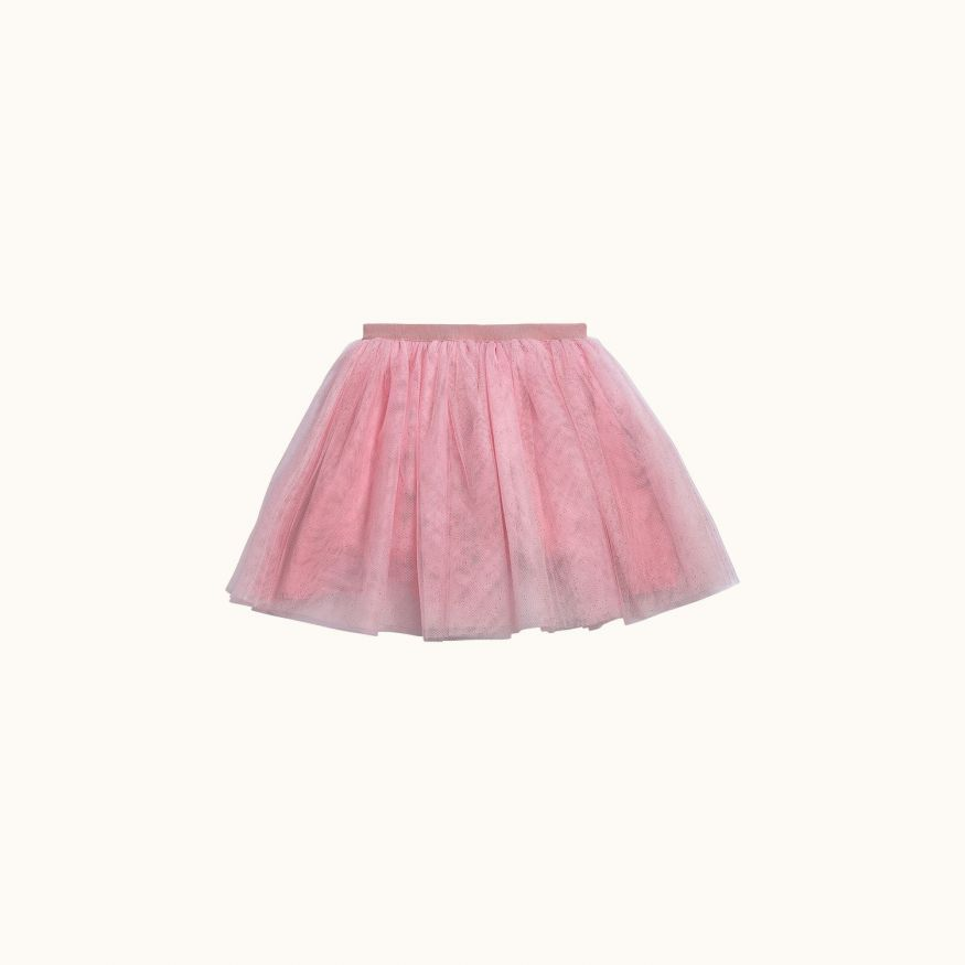 Lucette girls' skirt Pink