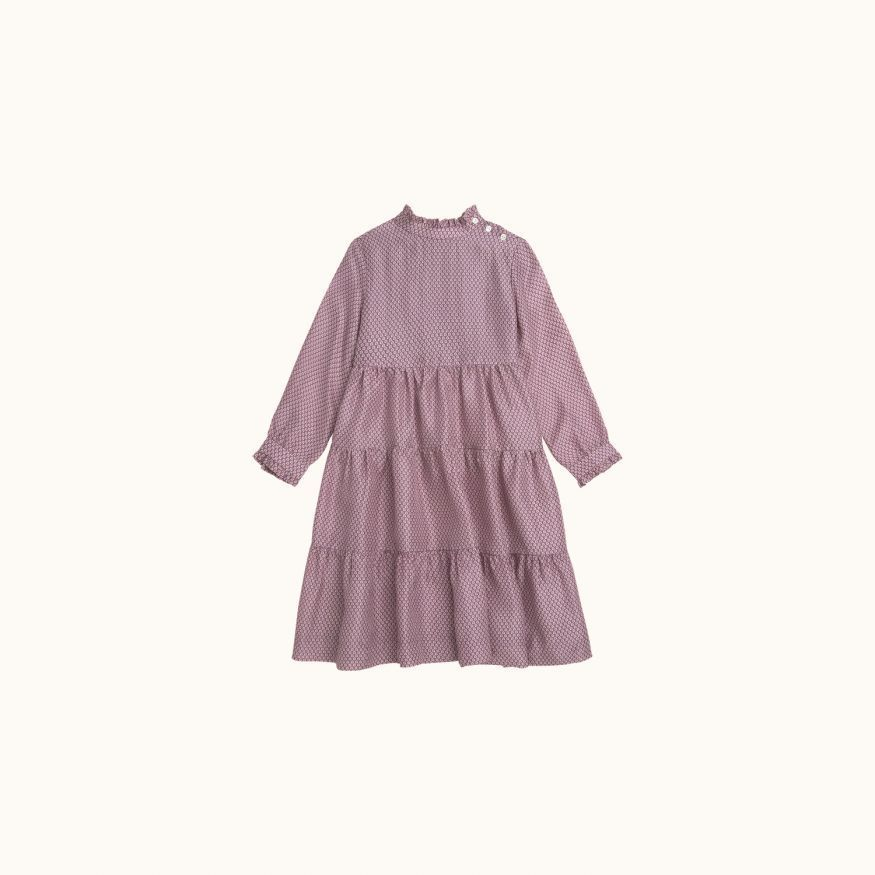 Maiween dress Mauve