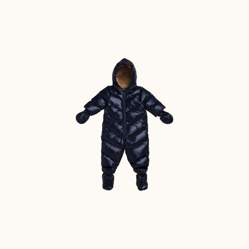 Marmotte snowsuit Ink