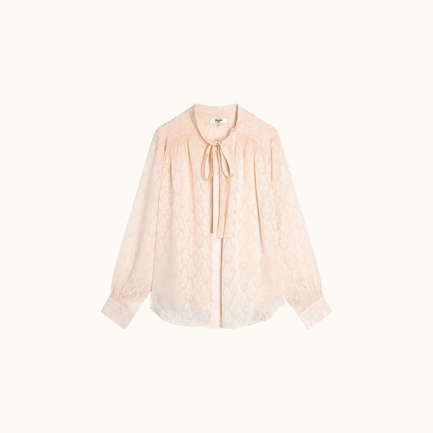 Blouse Martha vanille