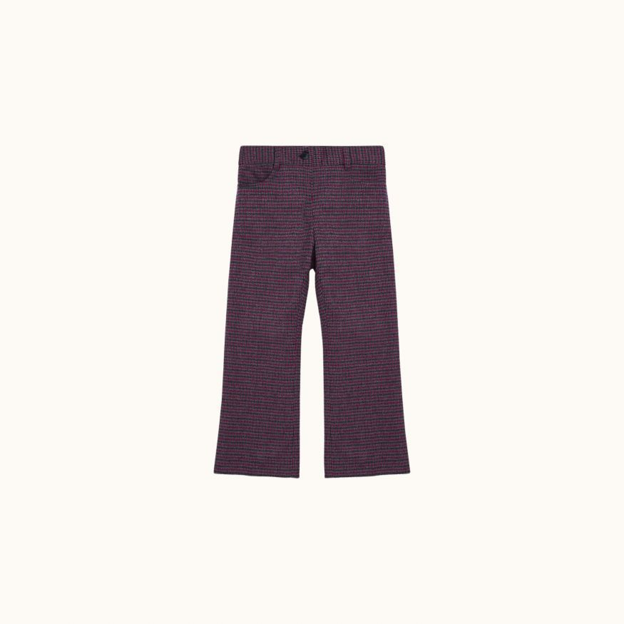 Maud pants Pale mauve