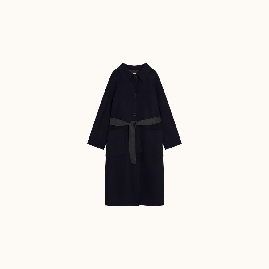 Meya coat Navy