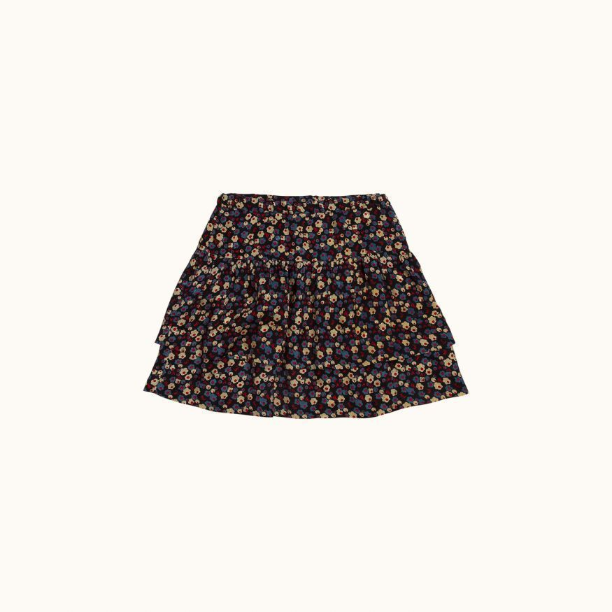 Girls' Mia skirt Ocean black