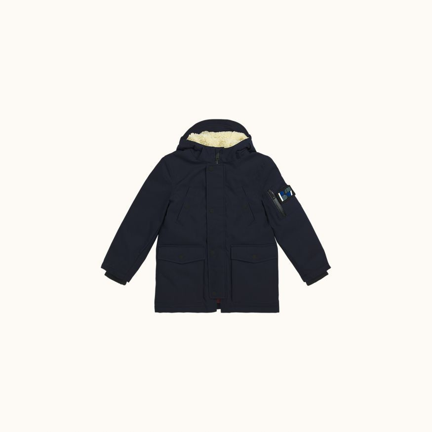 Michigan parka Navy