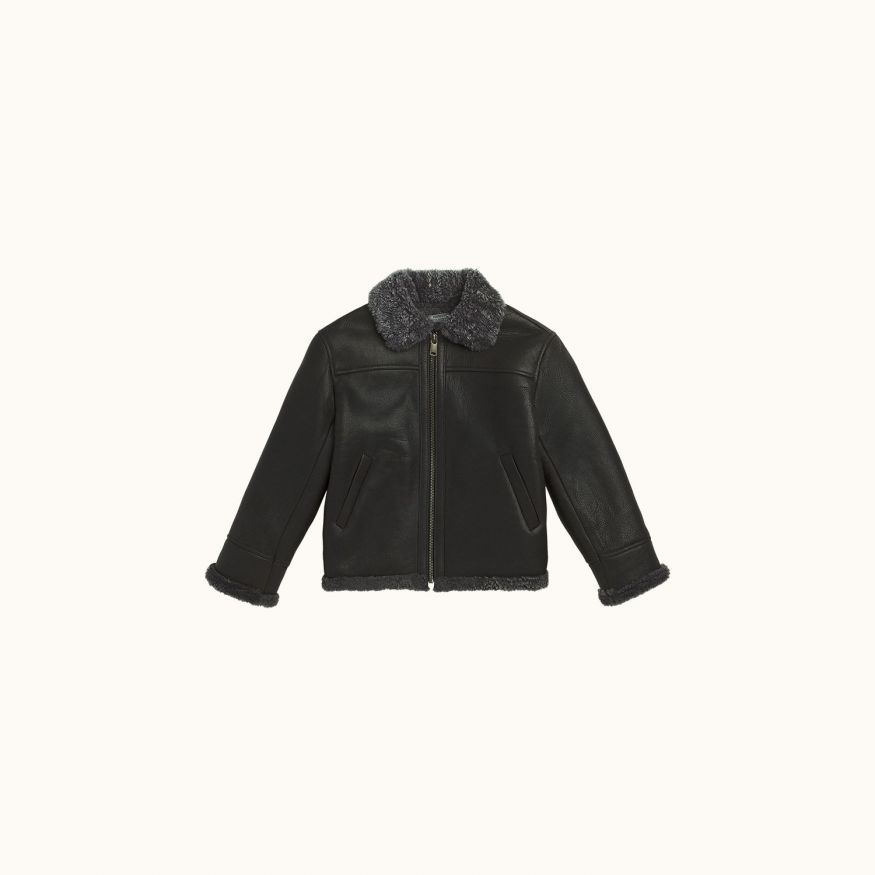 Mick jacket Black