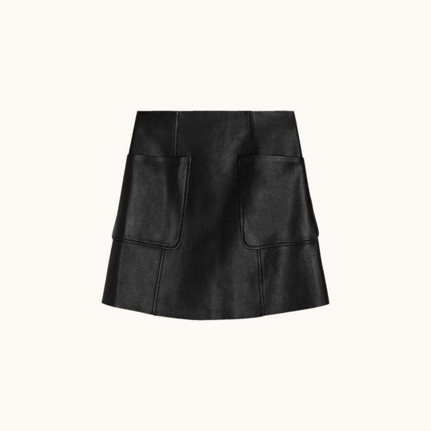Mina skirt Black