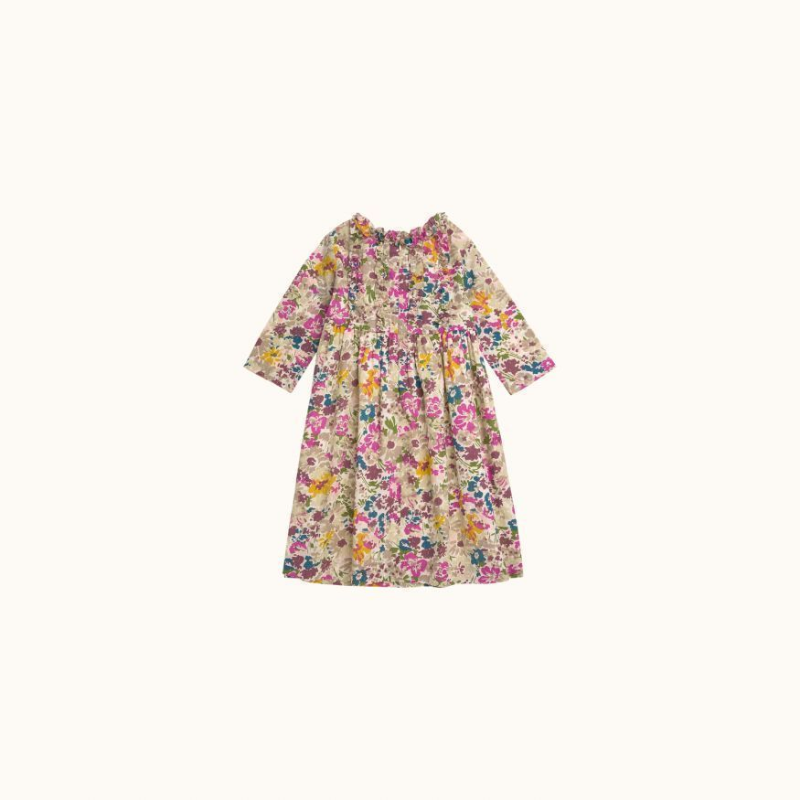 Robe Musette fille multicolore