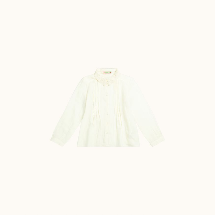 Myriam blouse Milk white