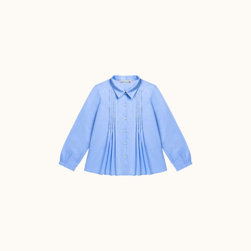 Myriam shirt Sky blue