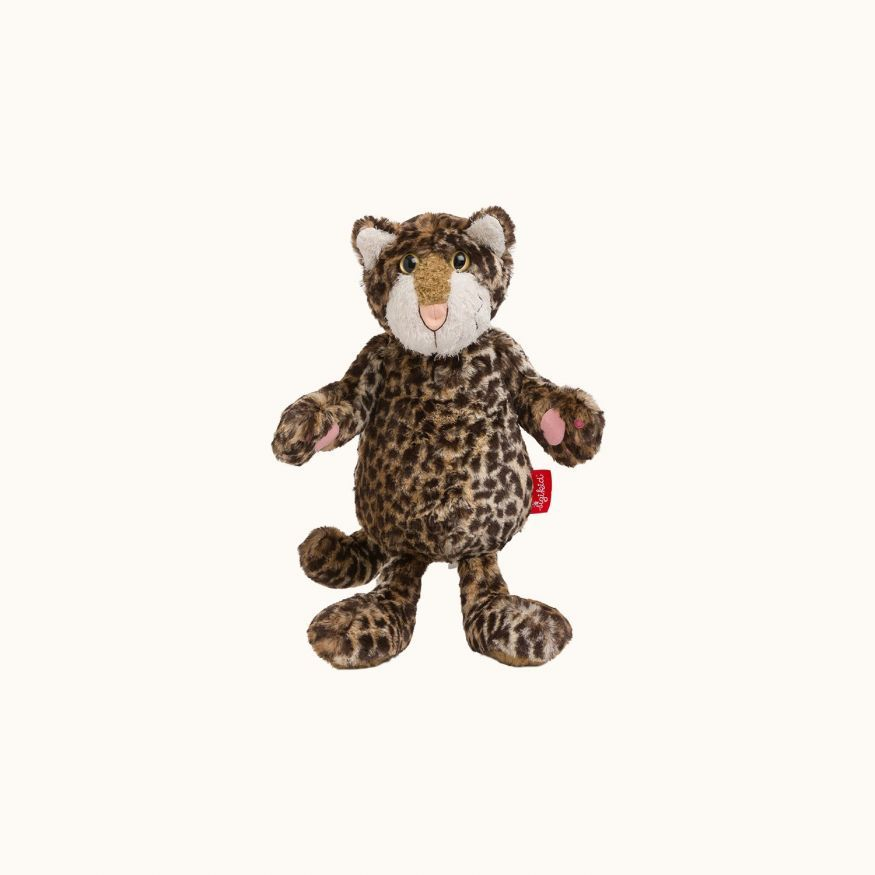 Stuffed Tiger toy multicolor