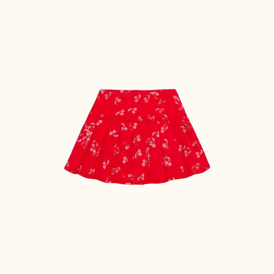 Children's pleated skirt